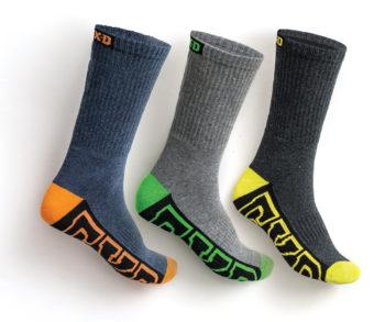 FXD 5 Pack Work Socks