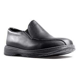 Redback Nappa Chef Shoe Black