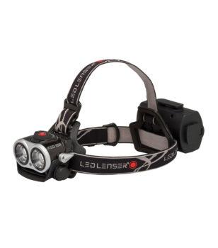 Led Lenser XEO19R Black - Soft Case - Rechargeable