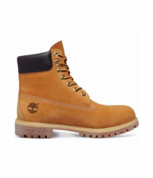 Timberland Men's 6-Inch Premium Waterproof Boot - Nubuck