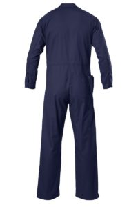 Hard Yakka Lightweight Poly/Cotton Coverall  - Navy