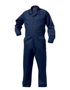 King Gee Combination Overalls - Navy
