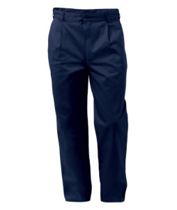King Gee Steel Tuff All Cotton Drill Trouser - Navy