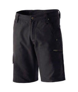 King Gee Tradie Shorts - Black