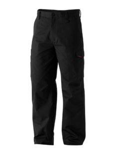 King Gee Workcool Drill Pant - Black