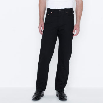 Levis 516 Regular Straight - Black Rinse
