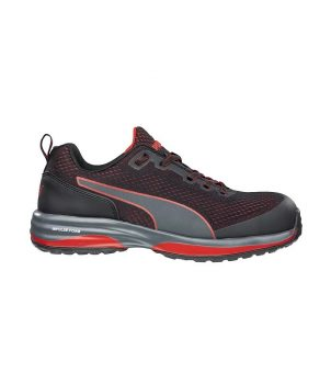 Puma Safety Speed Red/Grey